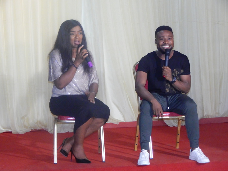 The Banquet Show with Chioma Apotha